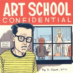dan clowes art school feature