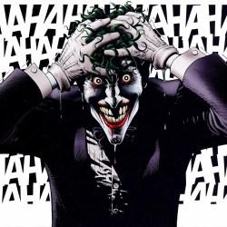 """Joker Laughing from """"The Killing Joke"""""""
