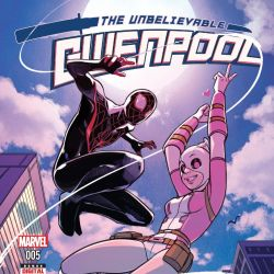 Gwenpool 5 Featured