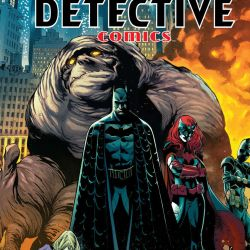 Detective Comics #940 Cover Edit