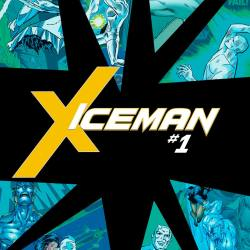 Iceman #1 Featured Image