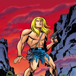 The Kamandi Challenge #1 Featured