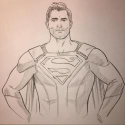 Superman Wilfredo Torres