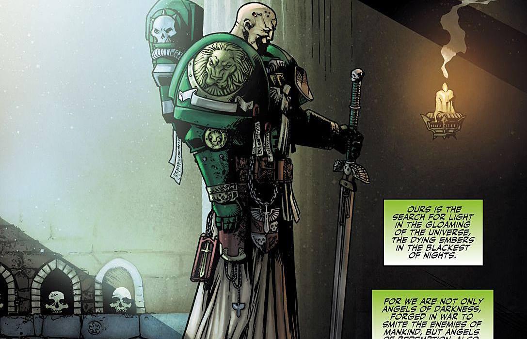 Warhammer 40000 #1 Featured Image
