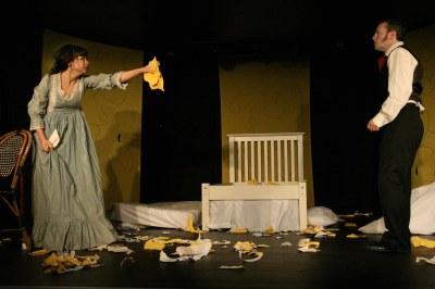 Classic Cuts: The Yellow Wallpaper | Mumble Theatre