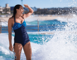 How to boost body confidence on the beach this summer