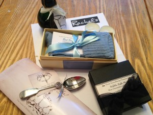 Make your own pamper box