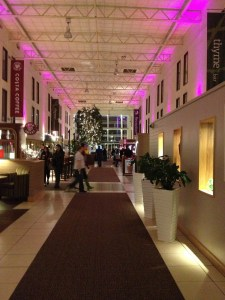 Premier Inn, London Heathrow. Copyright Gretta Schifano