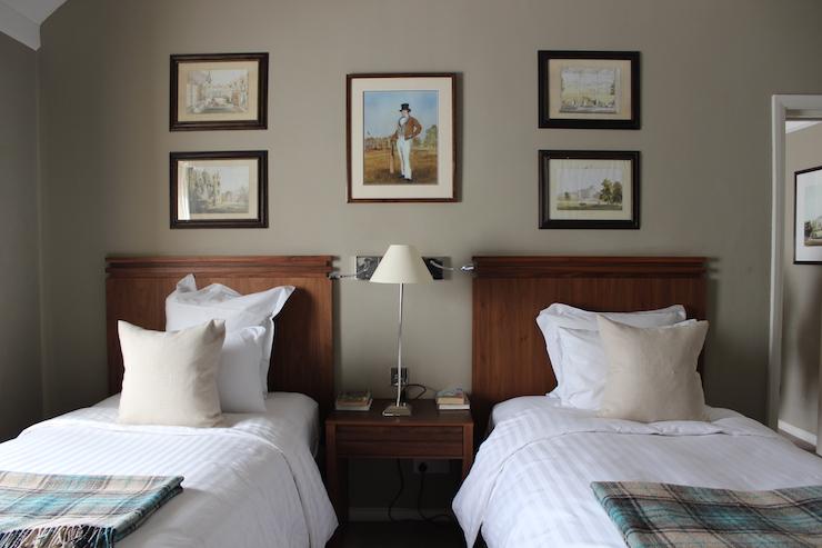 Room Report: Goodwood Hotel