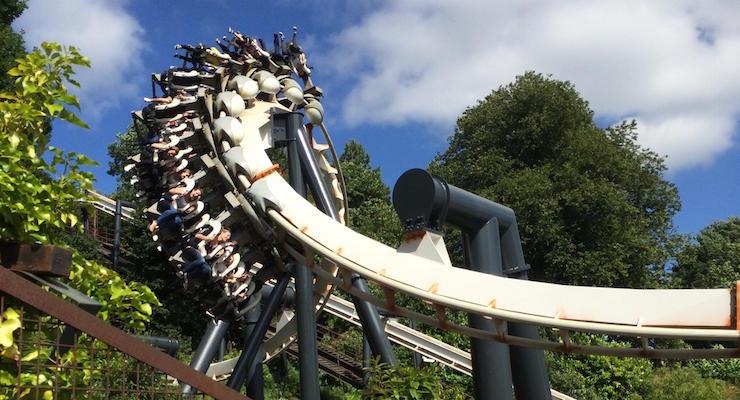 Alton Towers theme park review