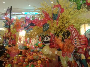 Mid-Autumn Festival Lanterns