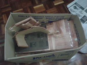 DIY Repair Parquet Flooring