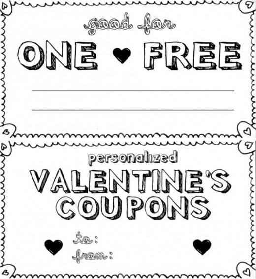 make a coupon for free