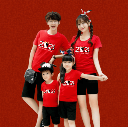 CNY Family Tshirt 2021
