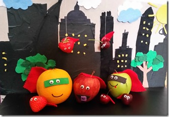 TeamHealthyAvengers thumb Meet the Super Fruits!