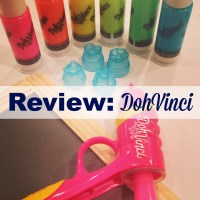 Review: DohVinci from Hasbro