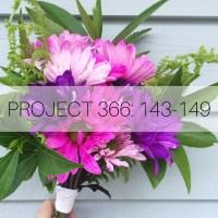 Project 366: Week 21: 143-149
