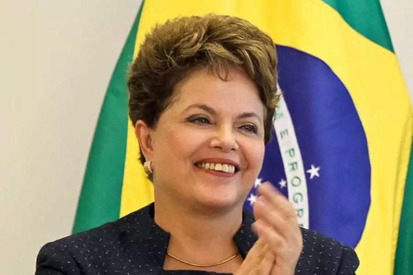 Foto: Reprodução/Twitter/Dilma Rousseff