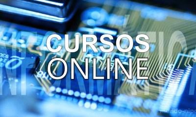 Cursos Online (Imagem: Edição de arte Mundo-Nipo)