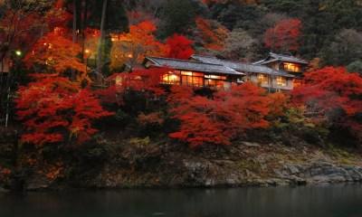 Hoshinoya Kyoto Hotel (Foto: Divulgação)