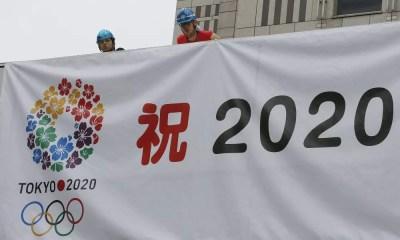 Olimpíadas de Tóquio 2020 (Foto: Shizuo Kambayash)