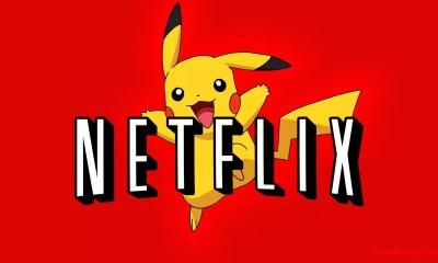 Netflix e Pikachu (Imagem: Montagem/Edição de arte Mundo-Nipo)