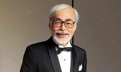 Hayao Miyazaki (Foto: AJW Images)