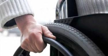 Deficiente físico (Foto Stockvault)