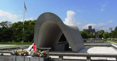 Memoria da Paz de Hiroshima (Foto: Creative Commons)