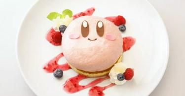 Menu Kirby Café / Divulgação