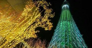 A Tokyo Skytree é a segunda mais alta estrutura já produzida pelo homem no mundo (Foto: Creative Commons)