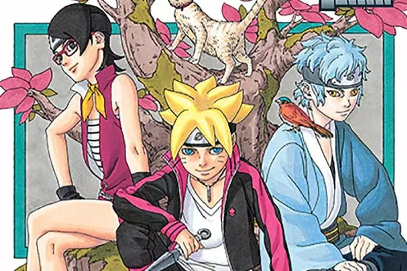 Mangá Boruto: Naruto Next Generations (Foto: Divulgação)