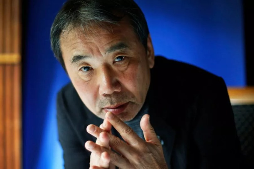 Haruki Murakami (Foto: Kyodo/The Guardian)