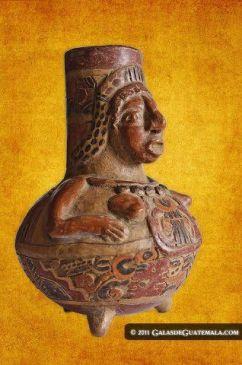 Ceramica Maya, foto por Maynor Marino Mijangos