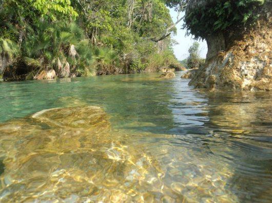 Laguna Lachuá  mundochapin imagen