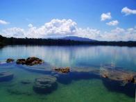 Laguna Lachuá - foto por Sandra Esteban
