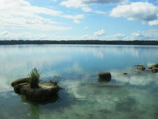 Laguna Lachuá - foto por Valo Sandoval