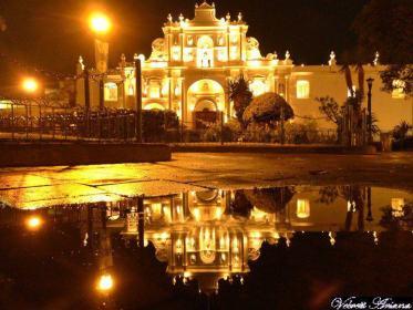 Catedral de Antigua Guatemala - foto por Velvet Ariana