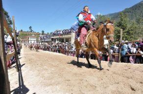 Todos Santos Cuchumatán, Huehuetenango, 1 de noviembre, día de Todos los Santos - foto por Maynor Marino Mijangos.
