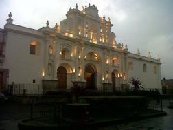 Catedral de San José, Antigua Guatemala - foto por Maria José Carcuz