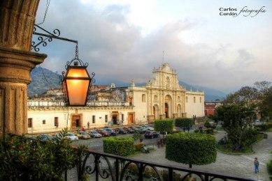 Antigua Guatemala - foto por Carlos Cordón