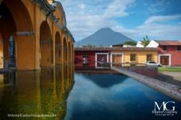 Antigua, tanque la Union - foto por Marlon Godoy
