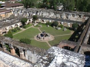 Convento de Santa Clara - Antigua Guatemala - Marvinn De La Cruz