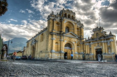 Iglesia del Hermano Pedro, Antigua Guatemala - foto por Santiago Billy Prem