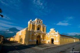 Monasterio de San Pedro en Antigua Guatemala - Oscar Velásquez Photography