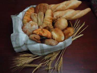 Pan dulce Chapín para la refaccion - foto por Juan Carlos Castillo Recinos