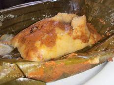 Tamal - foto por Restaurante Bocabarra