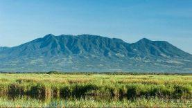 Volcan Tecuamburro, entre los municipios de Pueblo Nuevo Viñas y Chiquimulilla, en el departamento de Santa Rosa - foto por Maynor Marino Mijangos