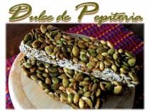 Dulce de Pepitoria - foto por Video Recetas Chapinas