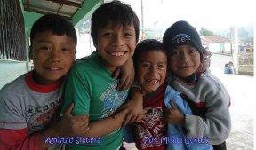 Rostros en Guatemala - foto por Misael Cortez.